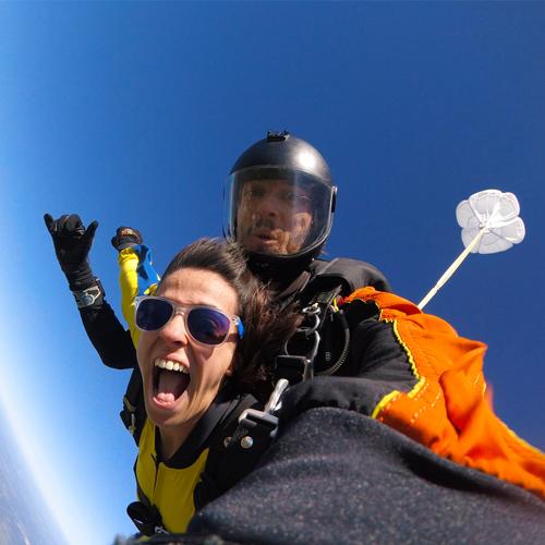 Skydive - Salto Paraquedas Fly4Fun