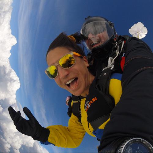 Salto Paraquedas - Skydive